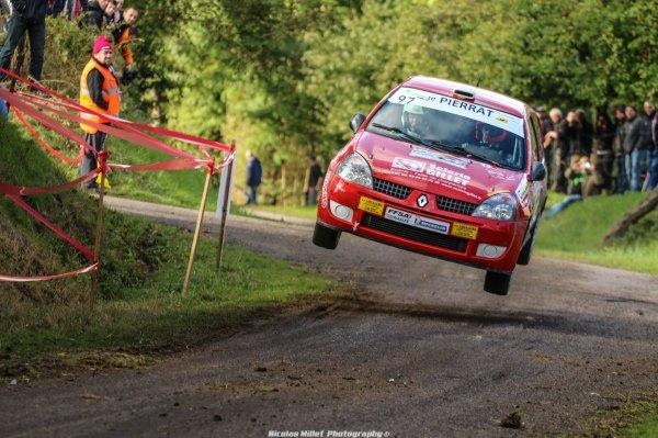 Résultats finale des rallyes 2016 à Lunéville