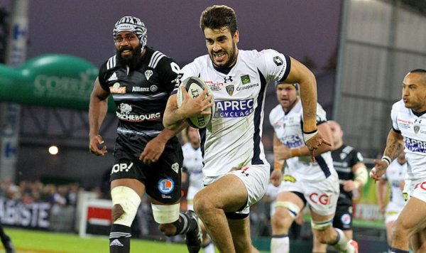 Brive - Clermont (16-40) : Incroyable ASM !