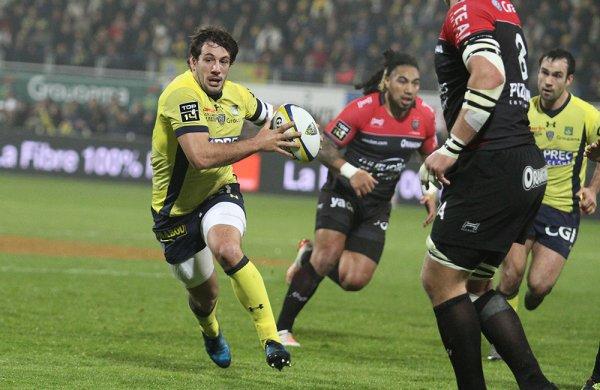 Victoire bonifiée de Clermont face à Toulon (30-6)