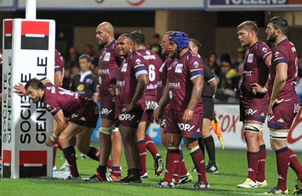 CHAMPIONS'CUP Bordeaux - Clermont 15 janvier 2017