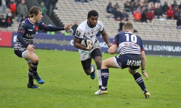A l'expérience, Clermont se qualifie pour les quarts Bordeaux 6 - Clermont 9