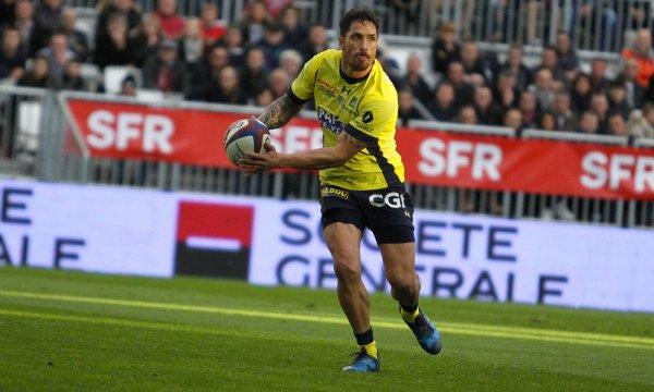 Bordeaux-Bègles concède le nul à domicile contre Clermont (23-23)