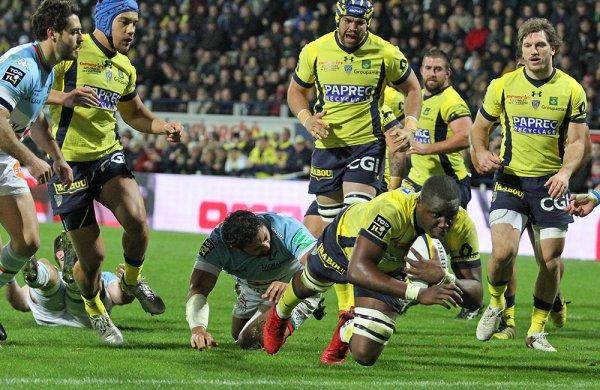 Grâce au bonus offensif, Clermont est le nouveau leader (46-27)