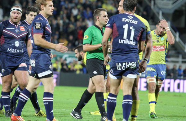 Grenoble - Clermont 15 avril 2017