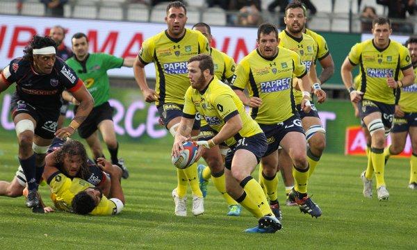Clermont envoie Grenoble en Pro D2 (18-59)