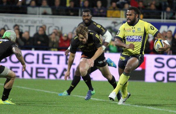 Clermont en demie - Clermont - La Rochelle : 30-26