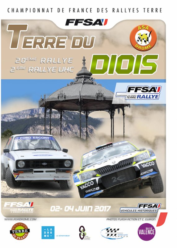 Rallye 3 juin 2017