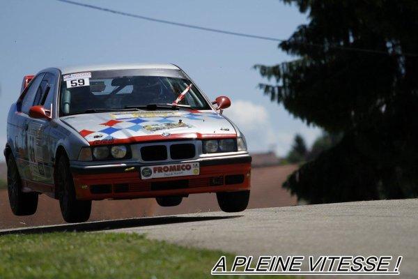 Les 43 malchanceux du rallye du Val d'Orain