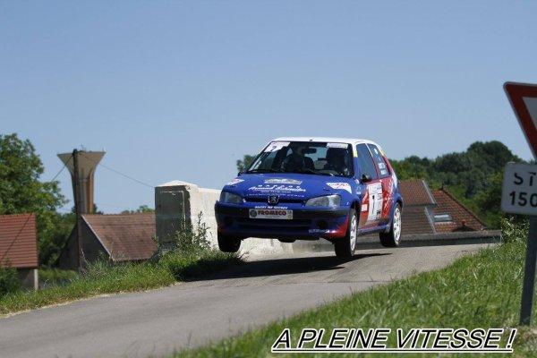 Classement scratch du rallye du Val d'Orain