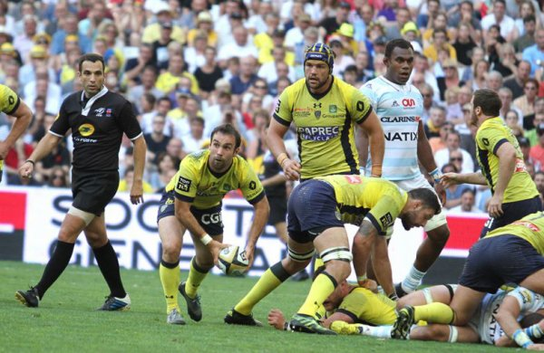 Clermont - Racing 92 23 septembre 2017