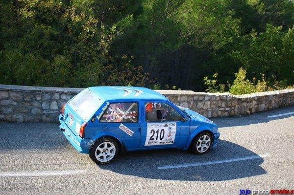 Classement Bourgogne Franche-Comté à la finale des rallyes