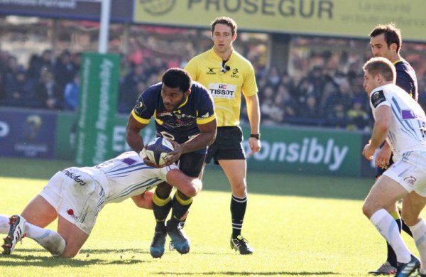 Champion's cup OSPREYS - CLERMONT 15 octobre 2017