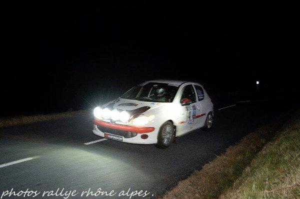 photos de Sébastien et Anthony au rallye des Monts et Coteaux 2017