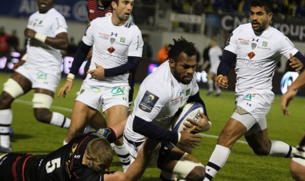 Un Clermont royal fait imploser les Saracens 14 à 46