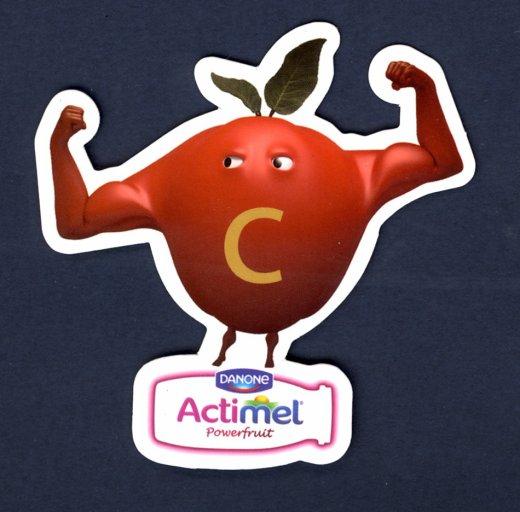 ACTIMEL (HONGRIE)