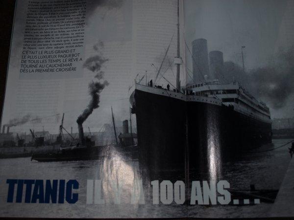 titanic presse ( soyez gentil de laisse un commentaire )