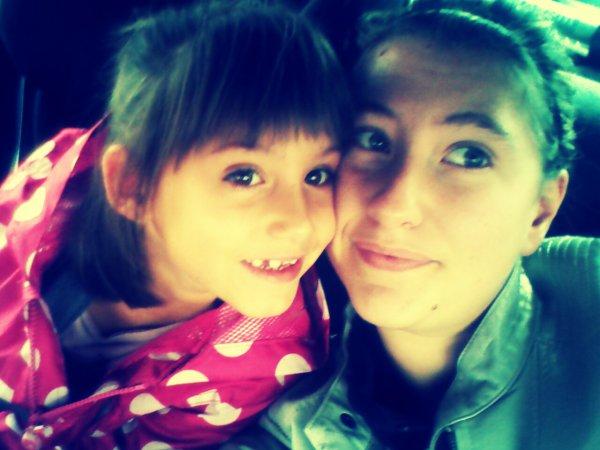 Une petite soeur pas comme les autres ♥