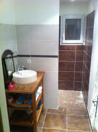 La salle de bain de Lilou
