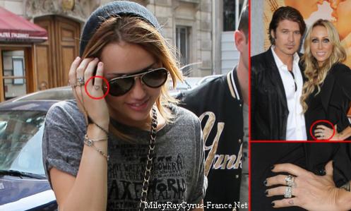 Nouveau tatouage de Miley