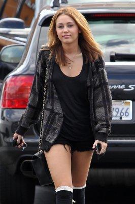 Miley Cyrus à Studio City