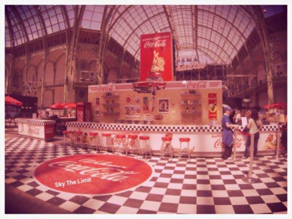 Dinner au Grand Palais