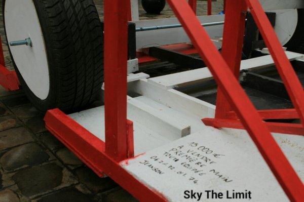 Sky The Limit dit : Projet Jeanson à l'école des beaux arts Paris 2 sur 2