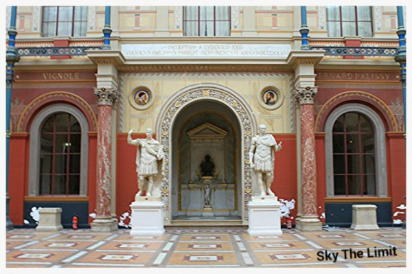 Sky The Limit : Ecole des beaux arts Paris
