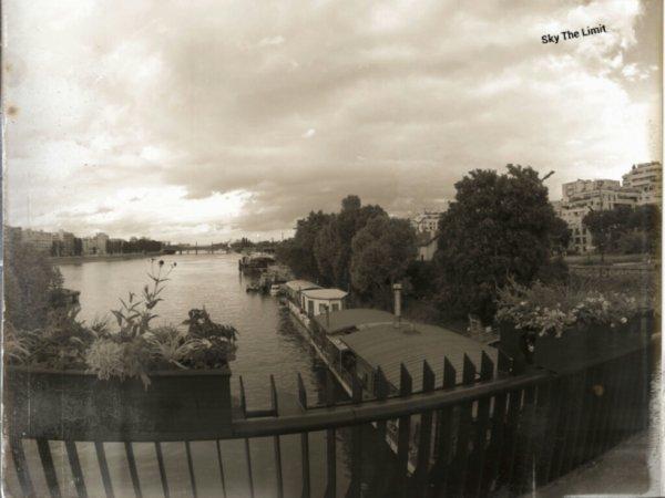 Sky The Limit : Pont de Bezons