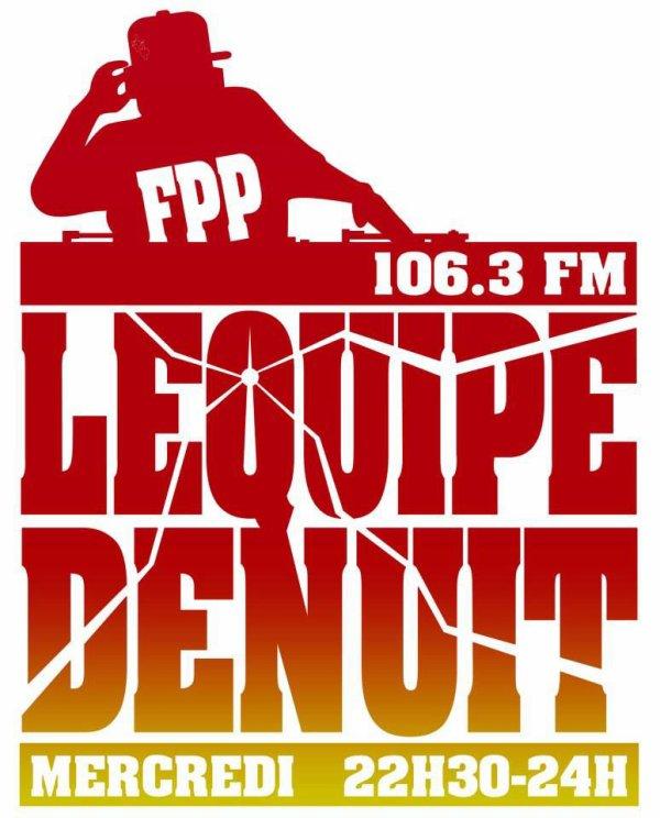 Retrouvez Diomay mercredi 17 juillet 2013 de 22h30 à 24h avec L'équipe de nuit sur les ondes de la radio FPP (Fréquence paris Pluriel 106.33fm).