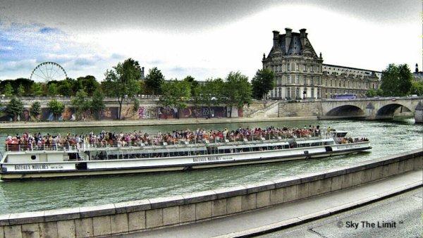 Les berges de Paris