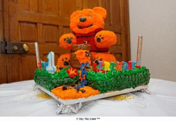 Bday cake by Viola