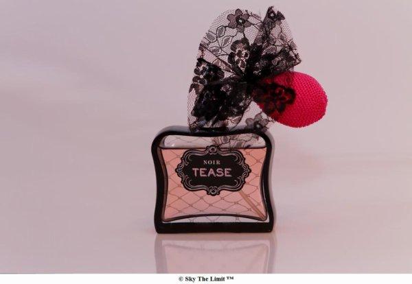 Victoria's Secret parfum Noir Tease – à Paris.