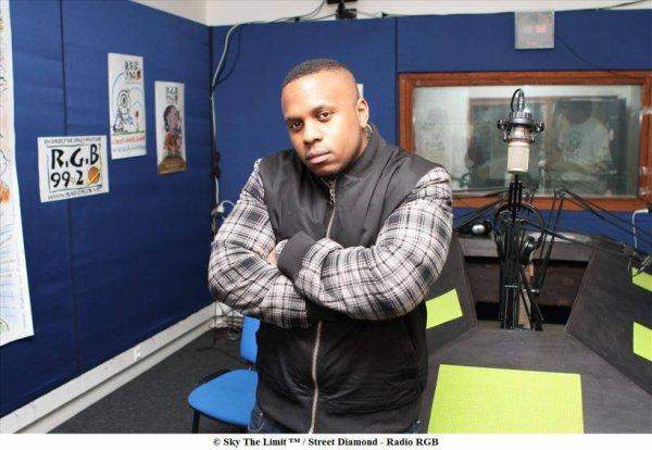 Sky The Limit : Diomay 'Le Gaucher' sur La Radio Rgb Cergy-Pontoise http://www.radiorgb.net/