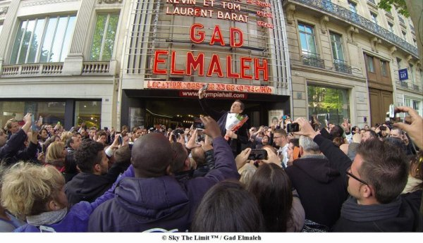 Gad Elmaleh Officiel