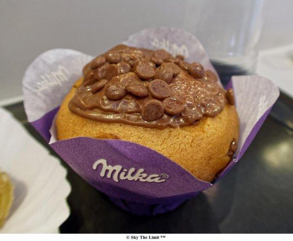 Muffin Milka