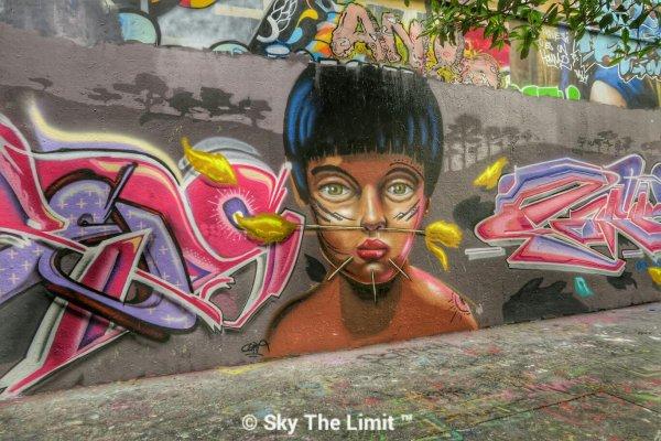 Paris xix @paris #paris #streetart @streetart