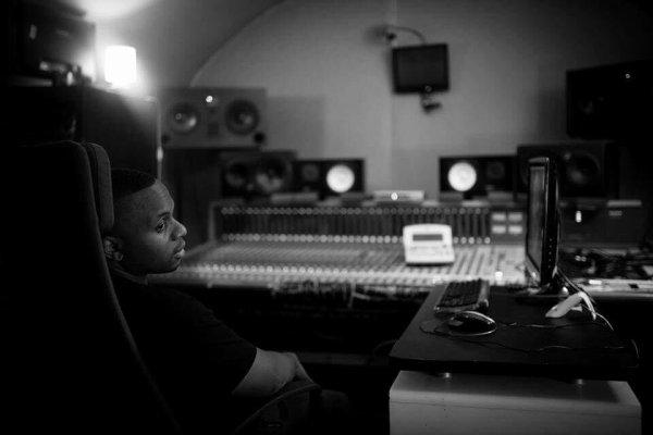 Diomay en studio
