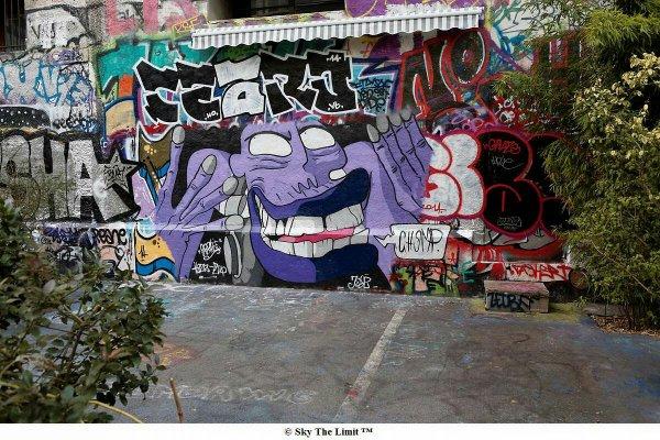 Streetart le frigo #streetart @globalstreetart @strartcommunity @streetartnews