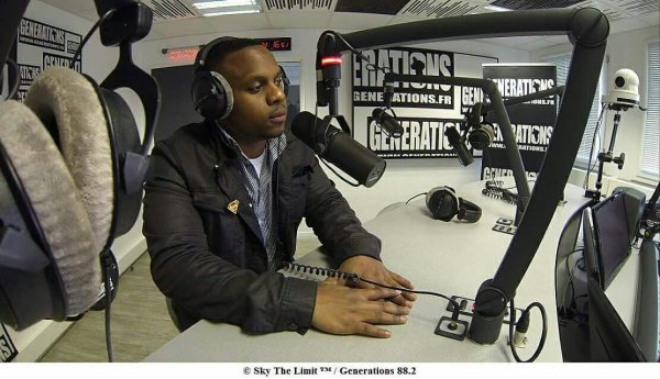 Diomay sur radio Génération 88.2 #diomay