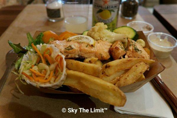 Pavé de saumon #food #foodporn #eat #bouffe