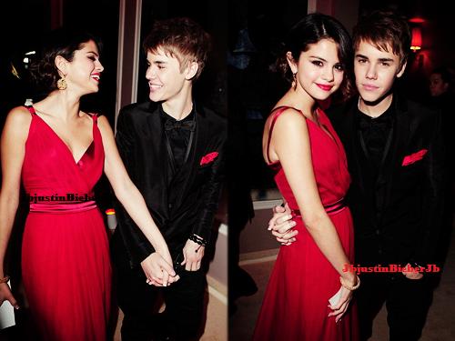 Séléna et Justin main dans la main aux oscars ! Assument-ils enfin ?