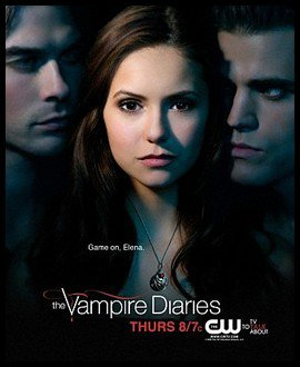 ..  ..        ● V.S The Vampire Diaries contre Twilight    .. ..
