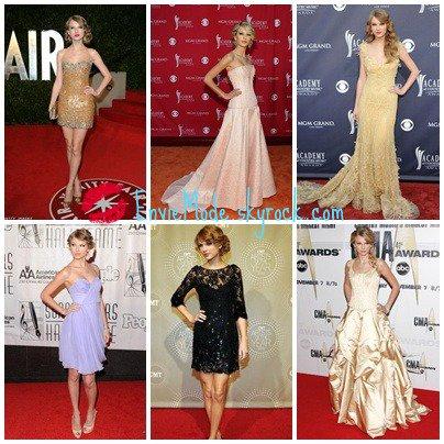 Taylor Swift : Red Carpet avec elle c'est 10/10 !!!