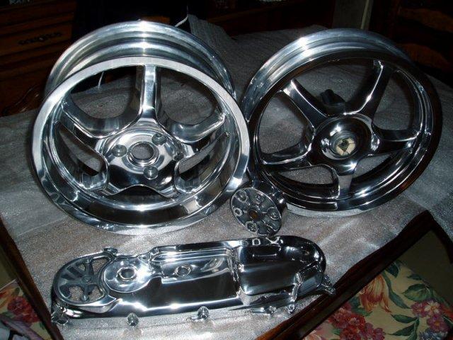 Blog de polisseur officiel 54 blog de polisseur officiel - Aluminium poli miroir ...