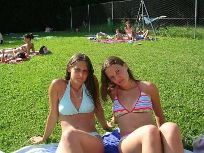 Moi A La Piscine cécé et moi à la piscine !!! - didi1302