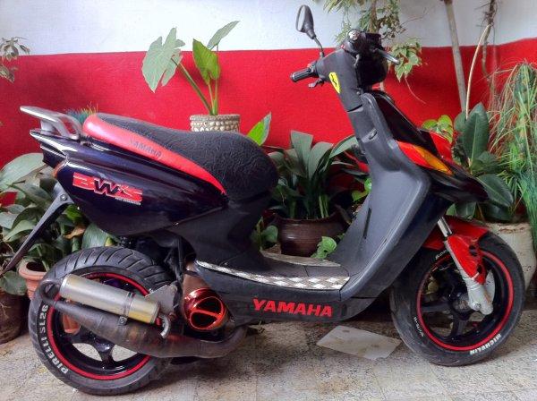 Yamaha BW'S NEXT GENERATION