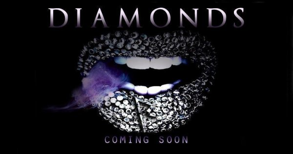 Here is thw cover of Diamonds