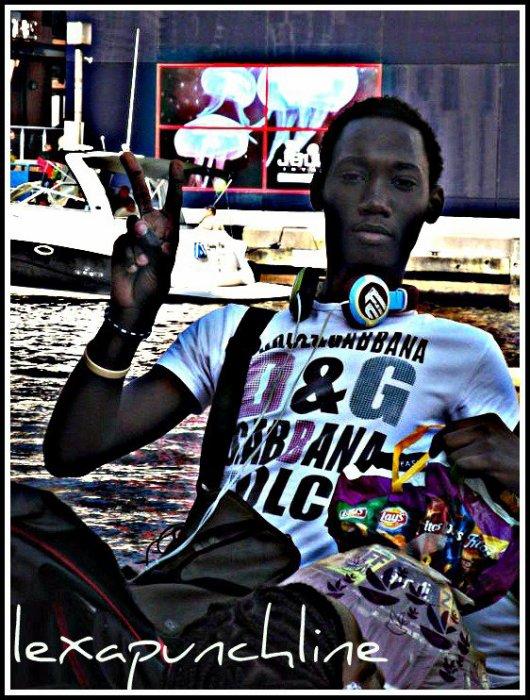 Lexapunchline prépare la sortie de sa mixtape on sccrute l'horizon bientôt dans les bacs