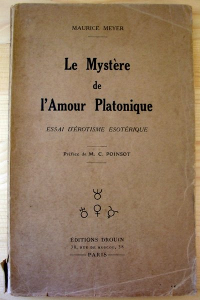L ' AMOUR PLATONIQUE