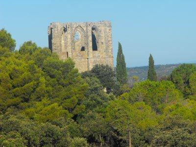 Abbaye de Saint Felix de Montceau..